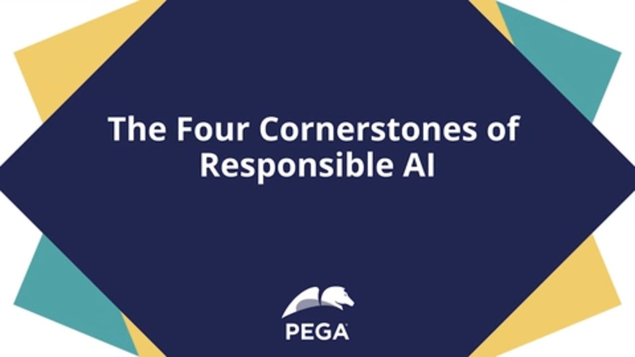 The Four Cornerstones of Responsible AI