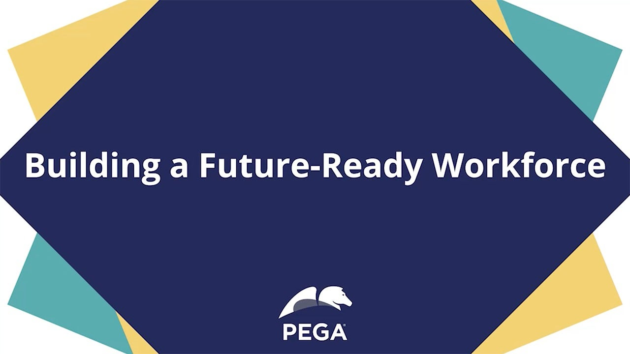 Building a Future Ready Workforce