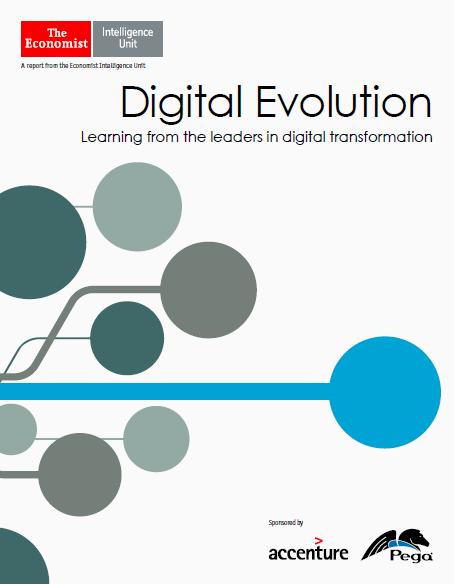 Economist Digital Evolution Study Pega
