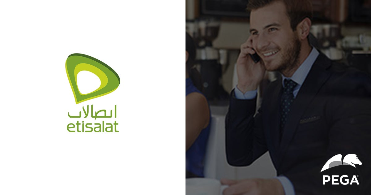 Etisalat: Combining digital, inbound, outbound, and event