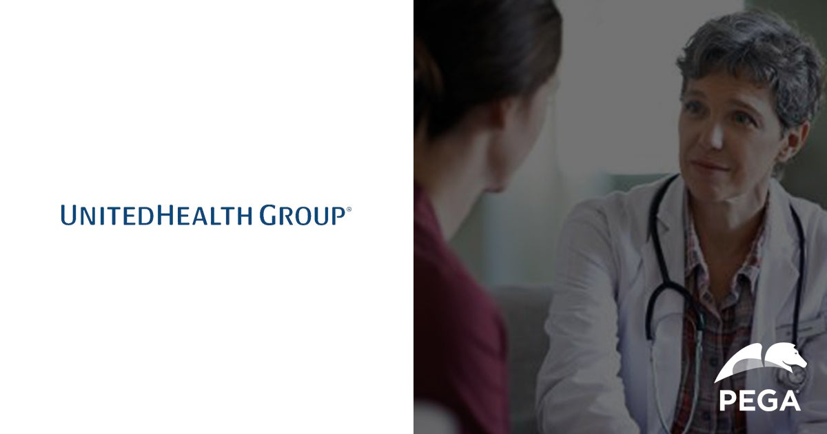 UnitedHealth Group Contact Center Case Study | Pega