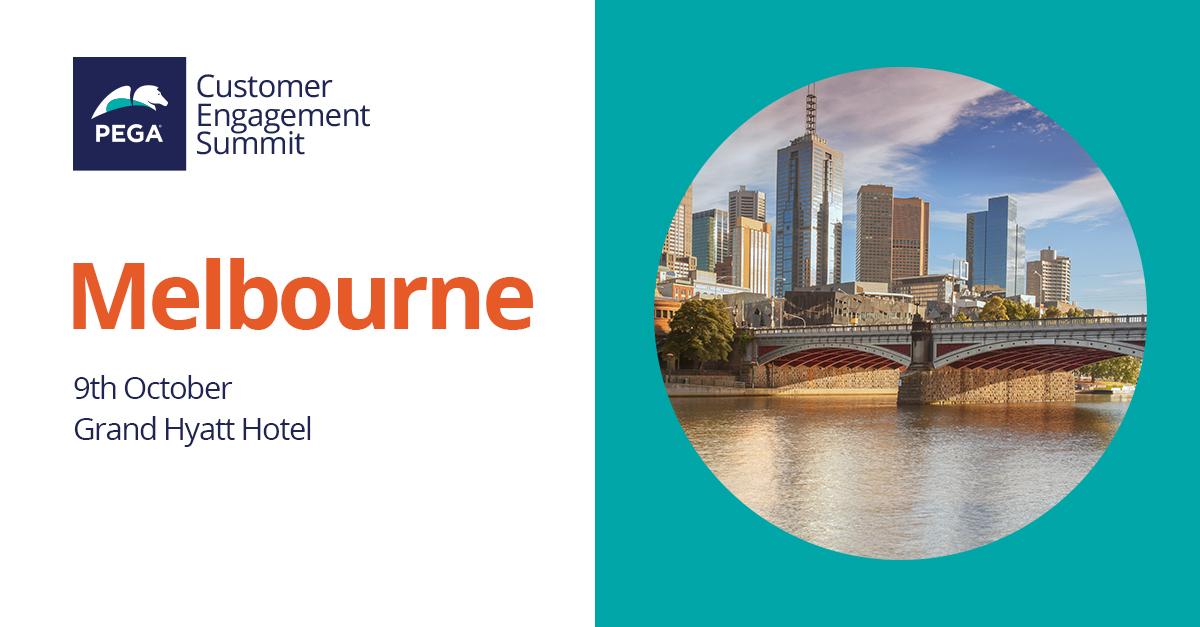 Customer Engagement Summit Melbourne