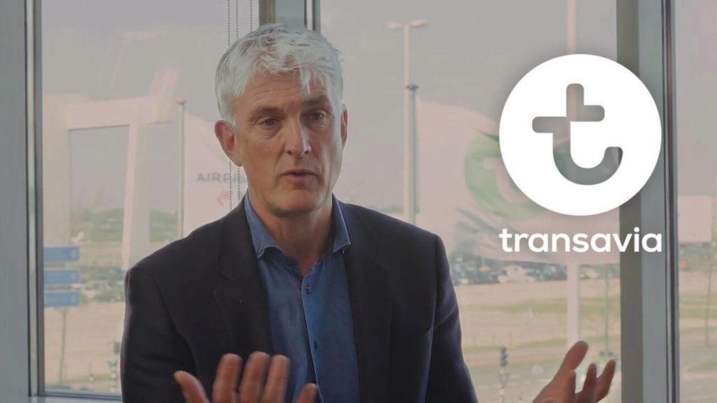 Transavia case study teaser card image
