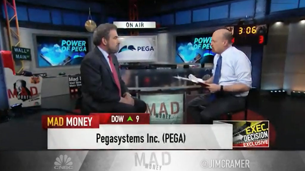 "CNBC ""Mad Money"" with Jim Cramer"