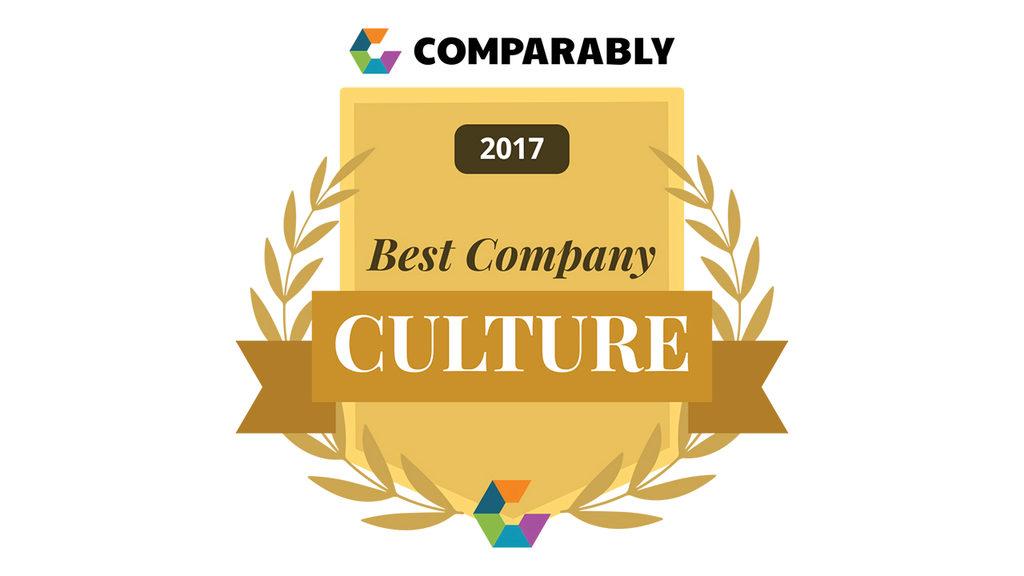 comparably-culture-award