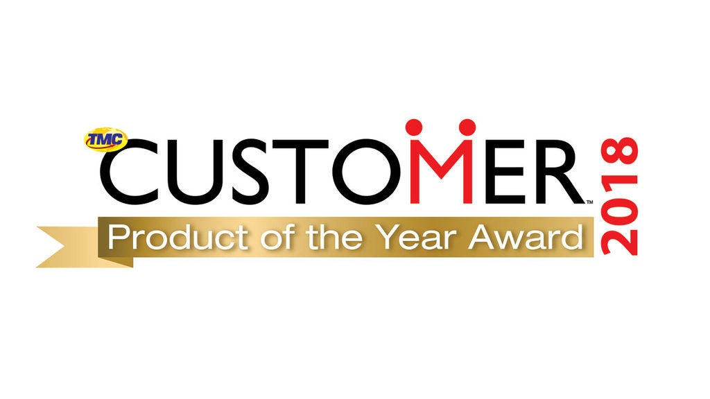 2018 TMC Product of the Year award