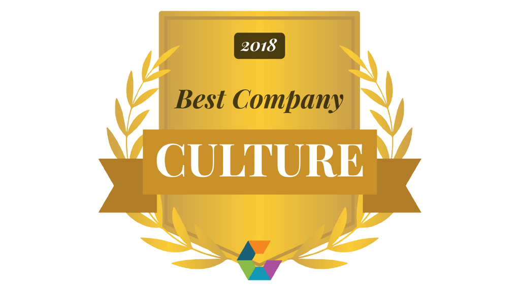 Comparably 2018 Best Culture