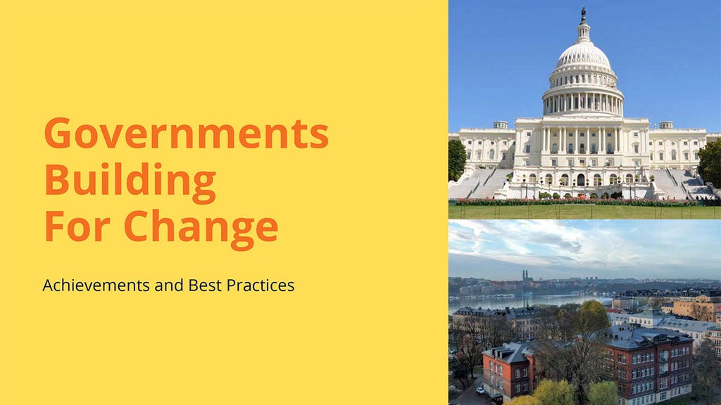 Governments Building for Change preview card