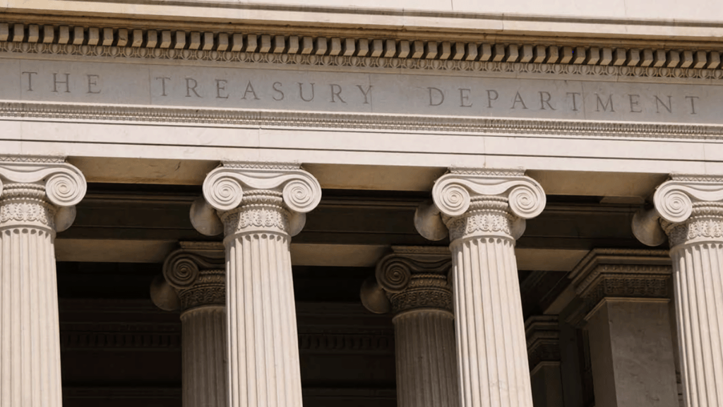 U.S. Department of the Treasury ensures payments are secure, accurate, and on time