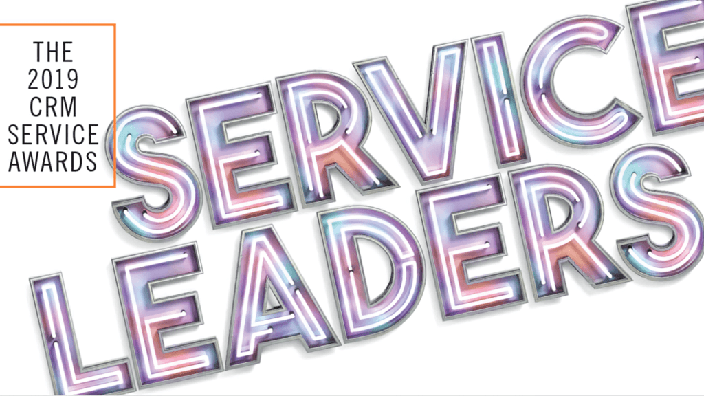The 2019 CRM Service Awards