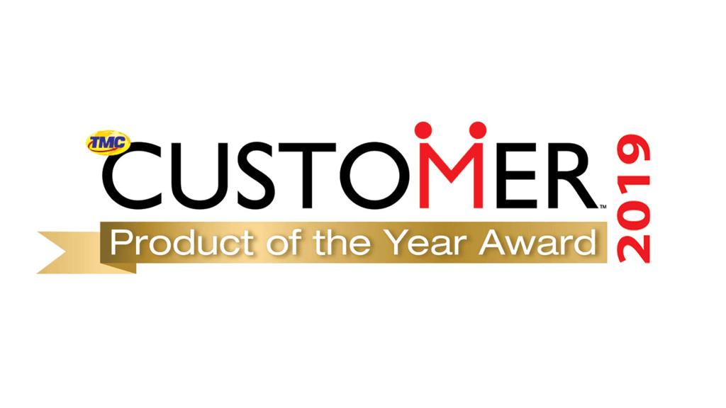 2019 Customer Product of the Year Award
