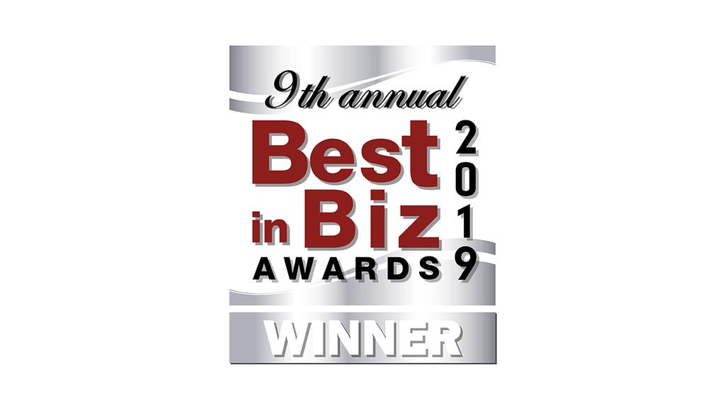 9th annual Best in Biz Awards 2019