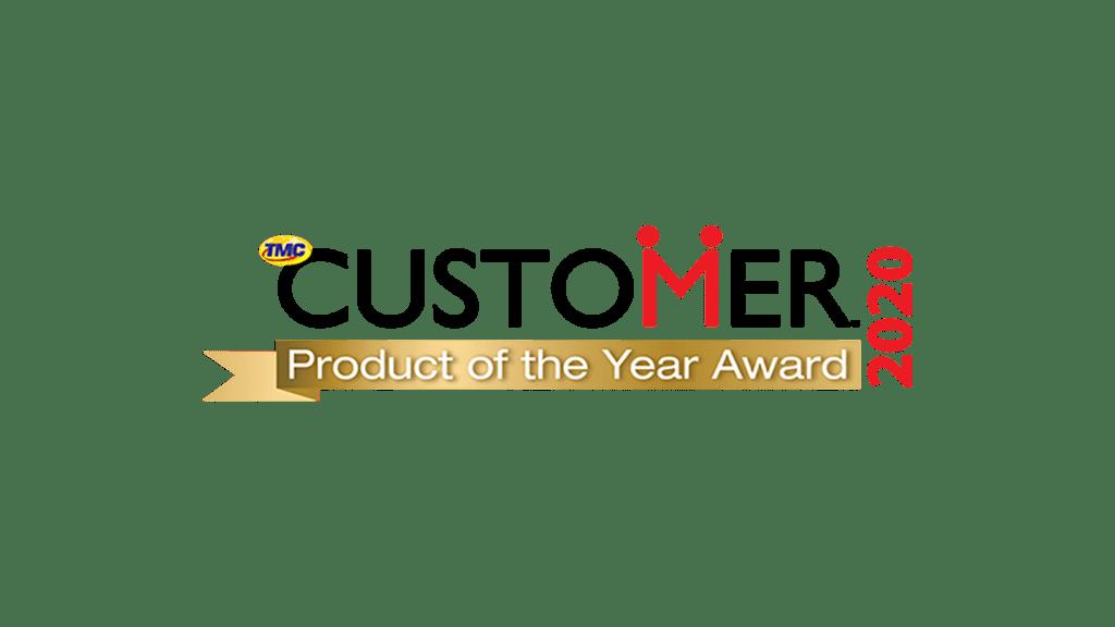 2020 TCM Customer Product of the Year award