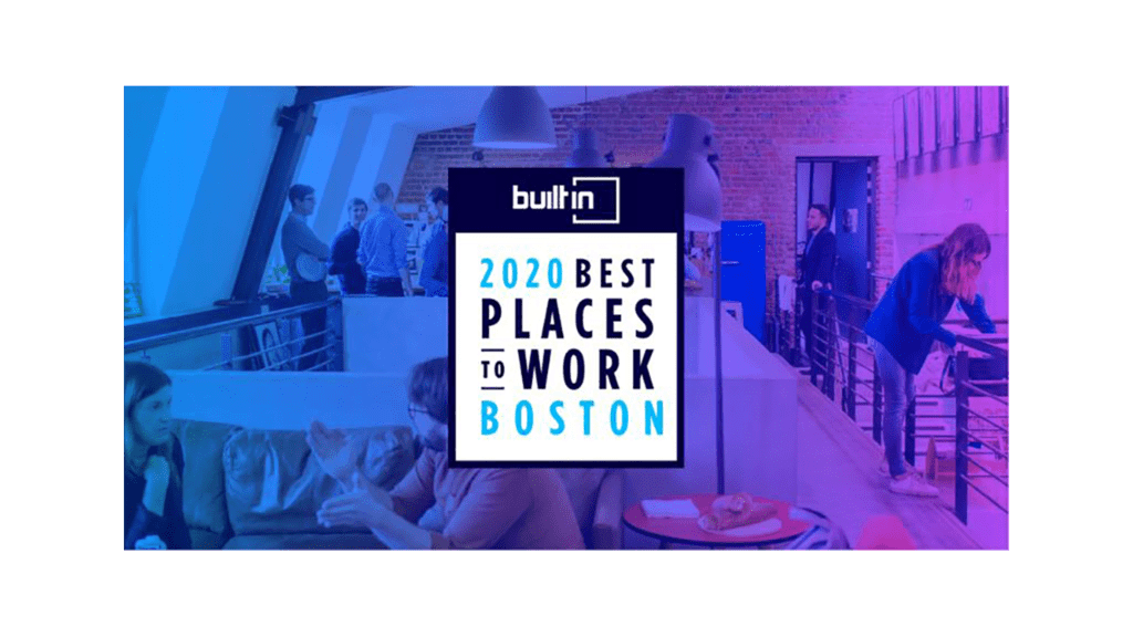 2020 Best Places to Work Boston