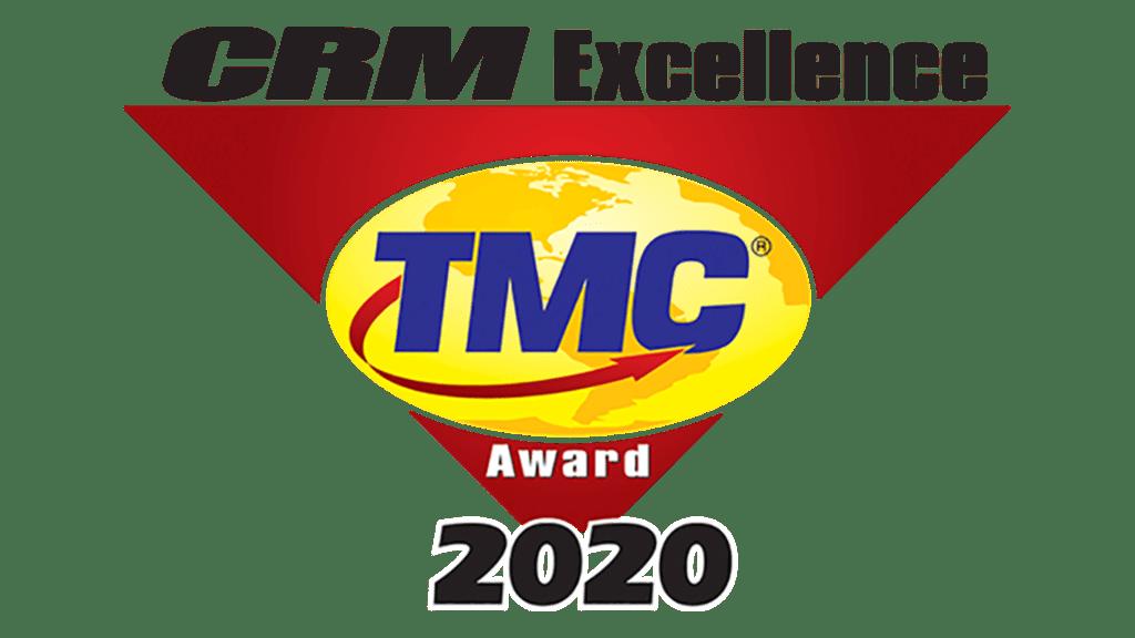 2020 CRM Excellence Award