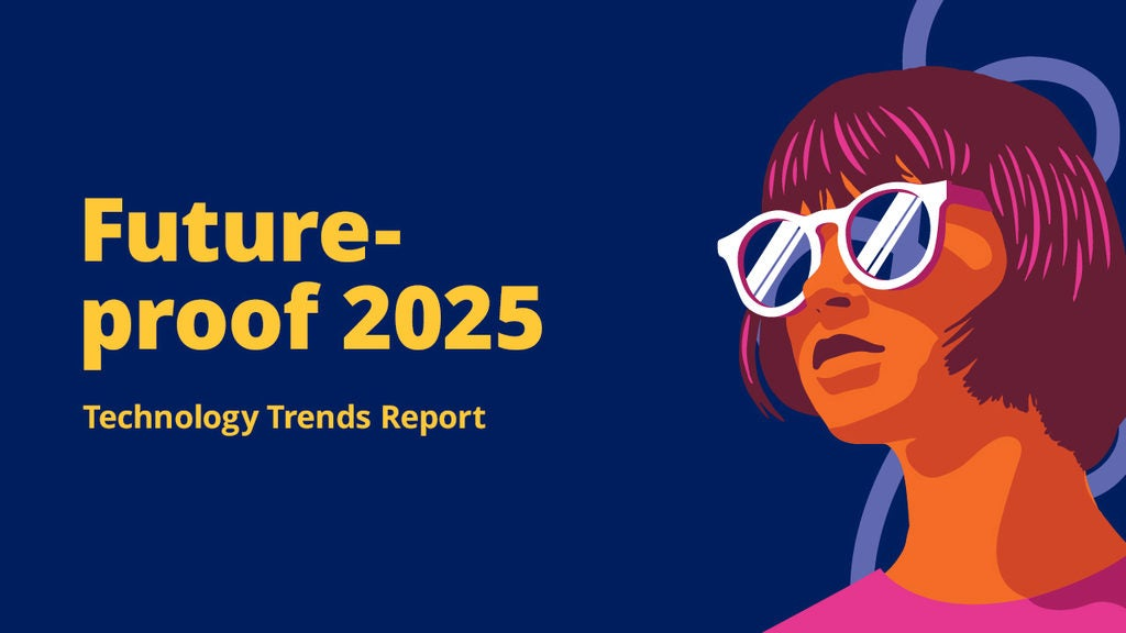 Future-proof 2025: A look at top tech trends preview card