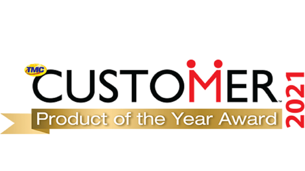 Customer Product of the Year Award