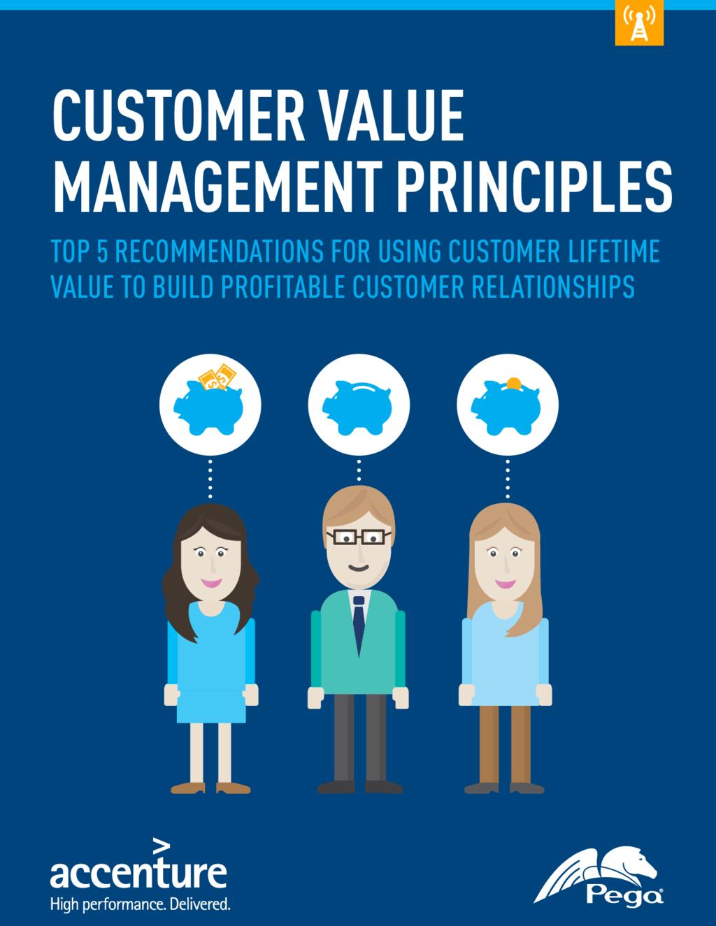 Customer Value Management Principles | Pega
