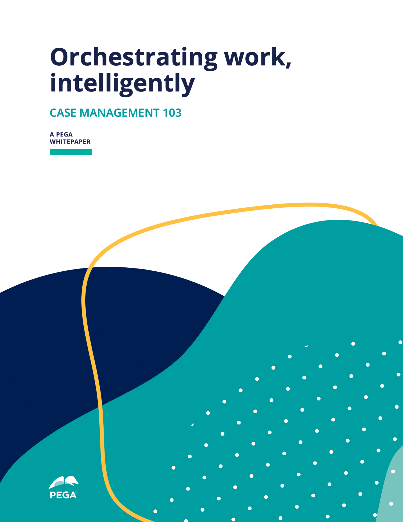 Orchestrating work intelligently asset image
