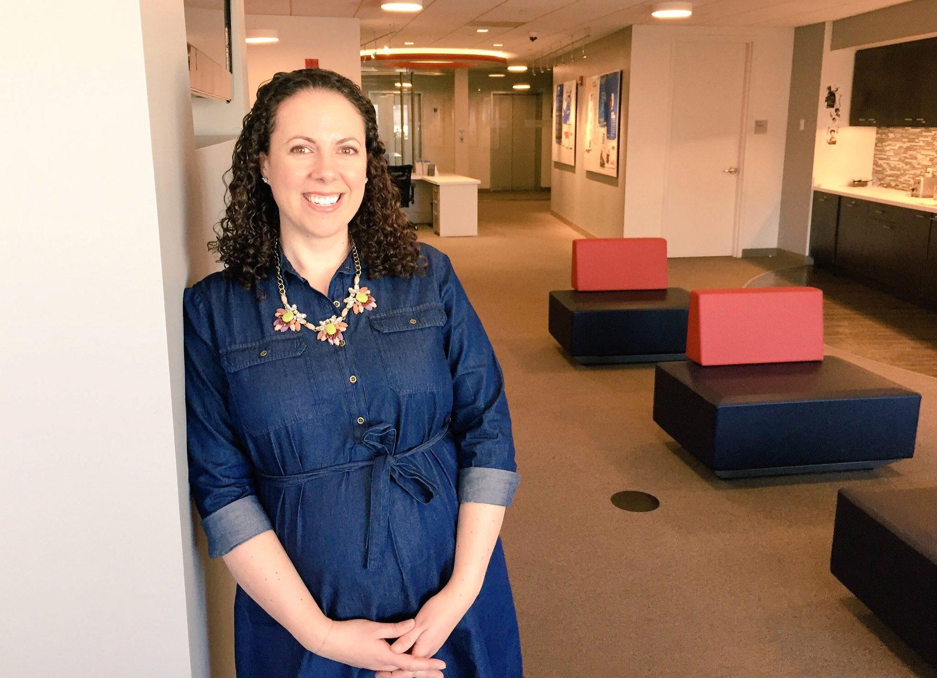 Employee spotlight: Kaitlin – HR Generalist