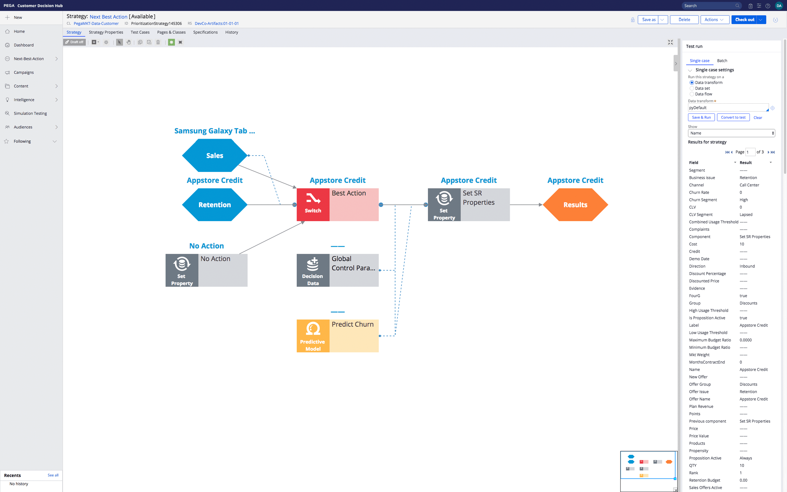 Customer Decision Hub: Monetize Big Data