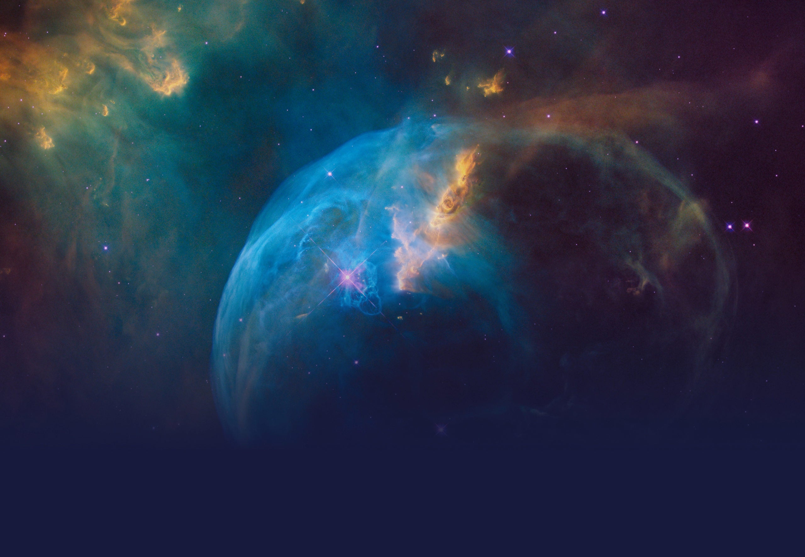 Infinity background image