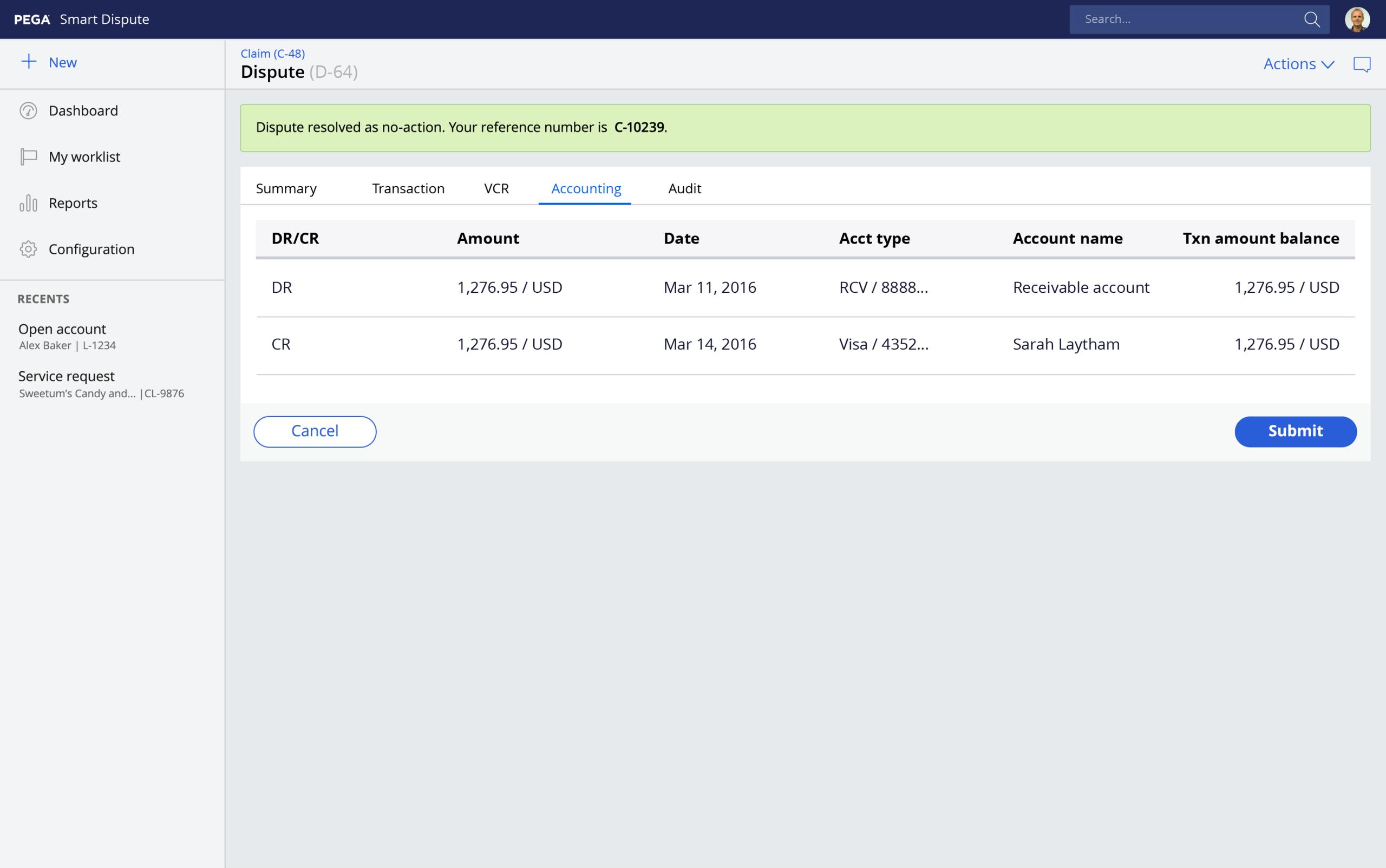 Smart Dispute screenshot 5