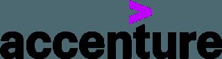 Accenture logo purple