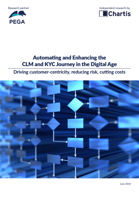 Chartis Research: Automating and Enhancing the CLM and KYC Journey in the Digital Age