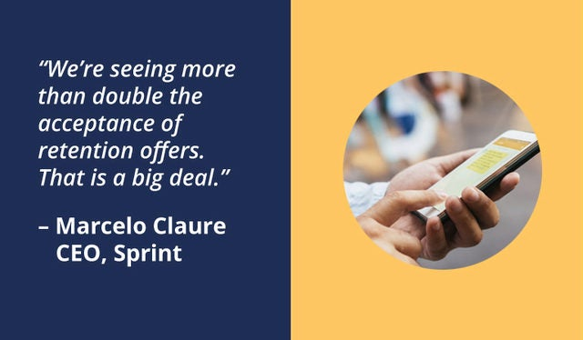 Sprint CEO quote