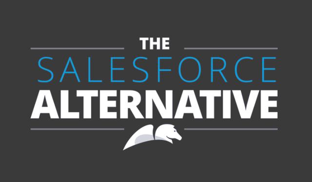 Pega is the Salesforce.com Alternative