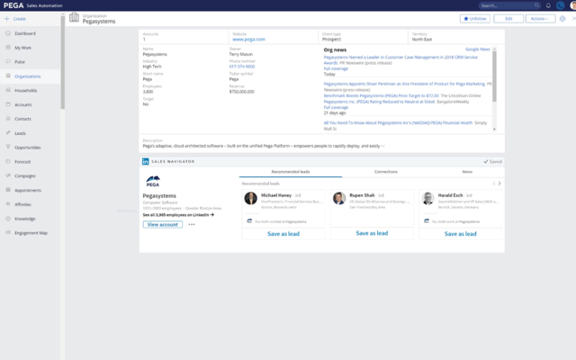 LinkedIn Navigator