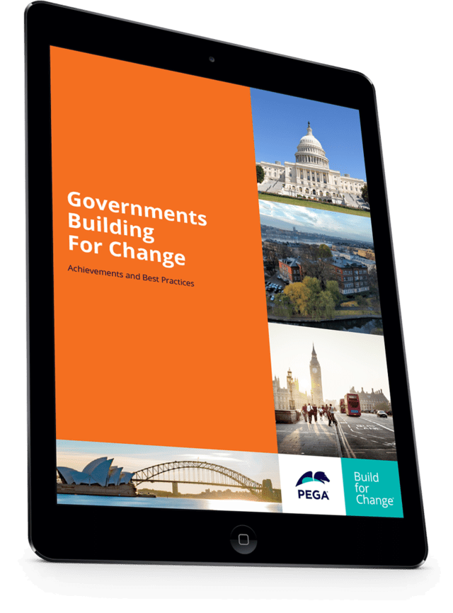 Governments Building for Change