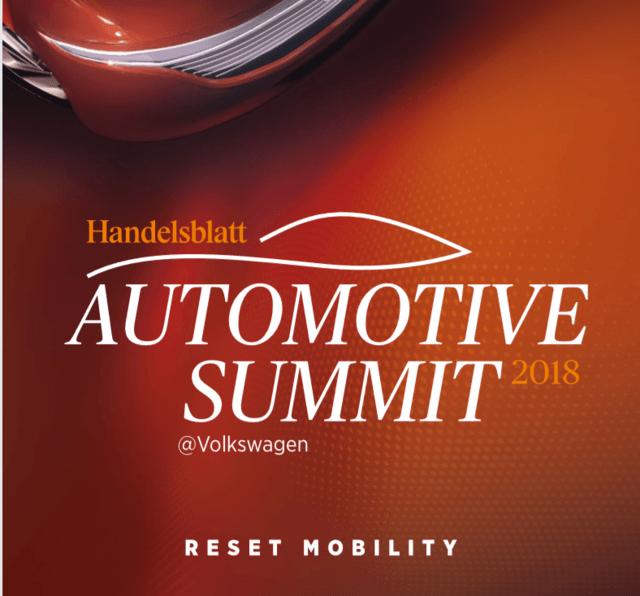 Auto Summit 2018