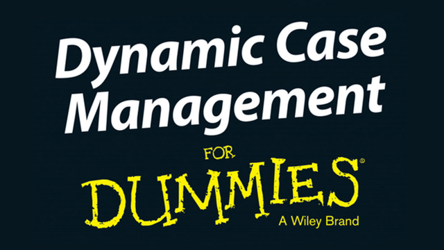 Dynamic Case Management for Dummies