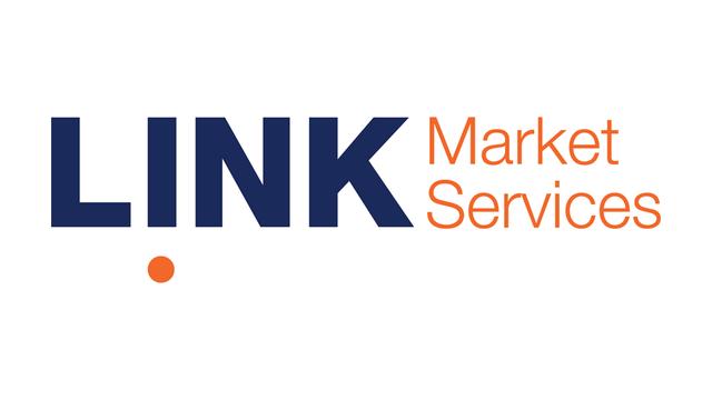 Link Market Services logo