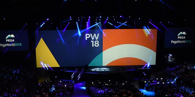 PegaWorld 2018: Real technology, real transformation, and a really hot time!