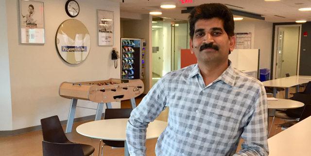 Employee spotlight: Mahesh – leading for change