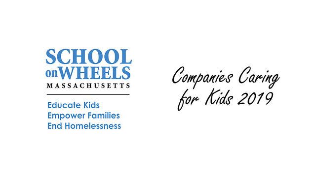 Companies Caring for Kids 2019 award