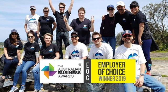 2019 Employer of Choice by Australian Business Awards