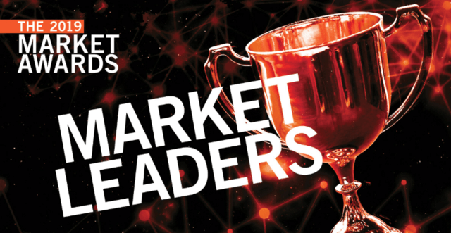 2019 Market Leaders award