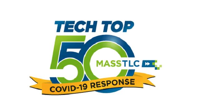 Tech Top 50 MassTLC COVID-19 Response Award