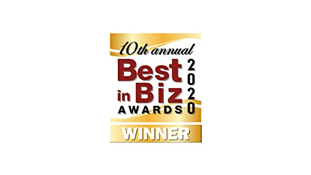 10th annual Best in Biz Awards 2020