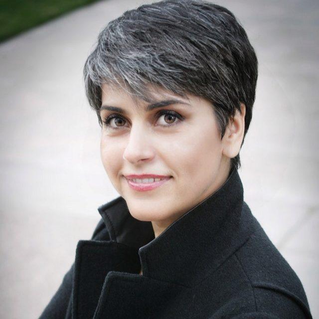 Fay Arjomandi Headshot